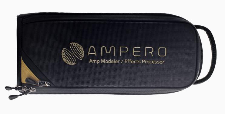 Gigbag Soft Case Para Pedaleira Hotone Ampero Agb-1
