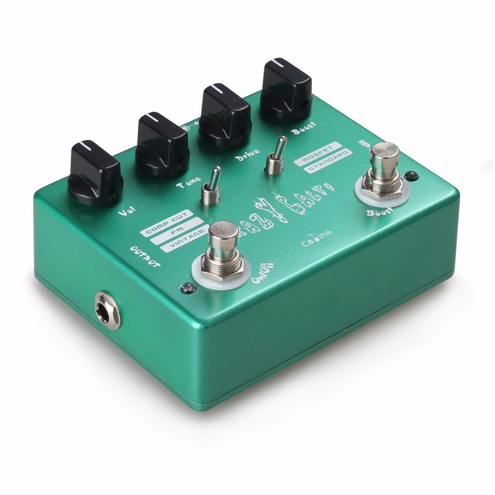 Pedal Caline Crazy Cacti Overdrive
