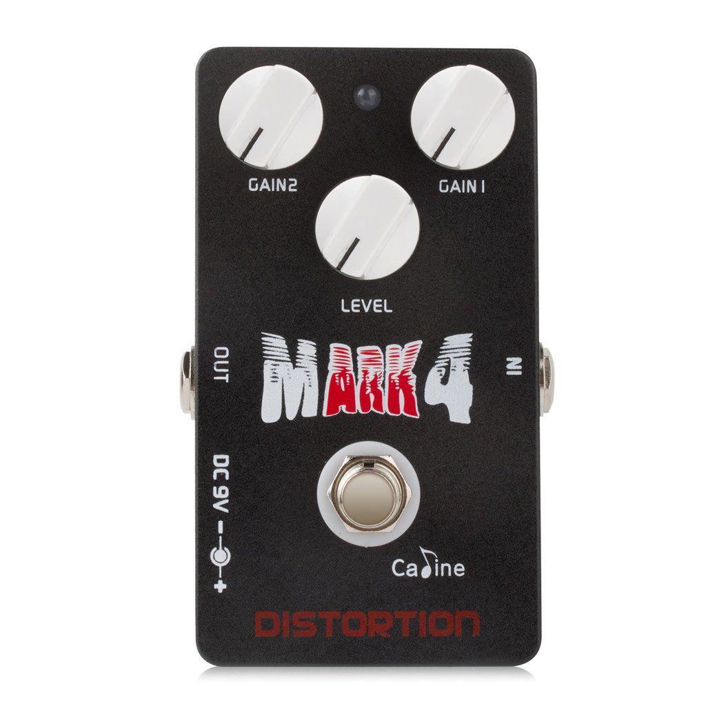 Pedal de Guitarra Caline Mark IV Distortion