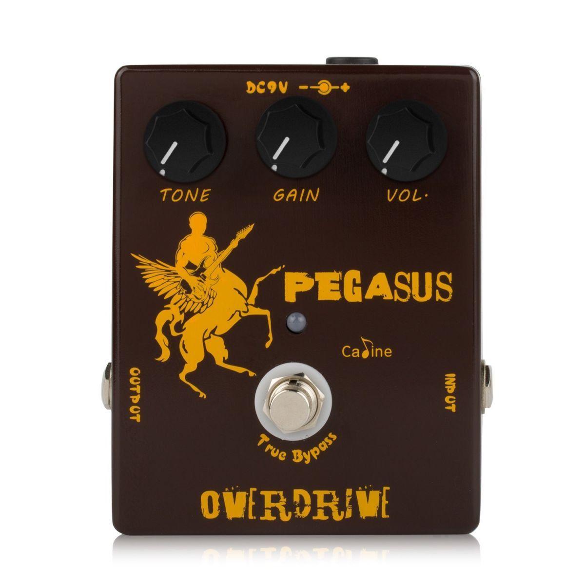 Pedal de Guitarra Caline Pegasus Overdrive