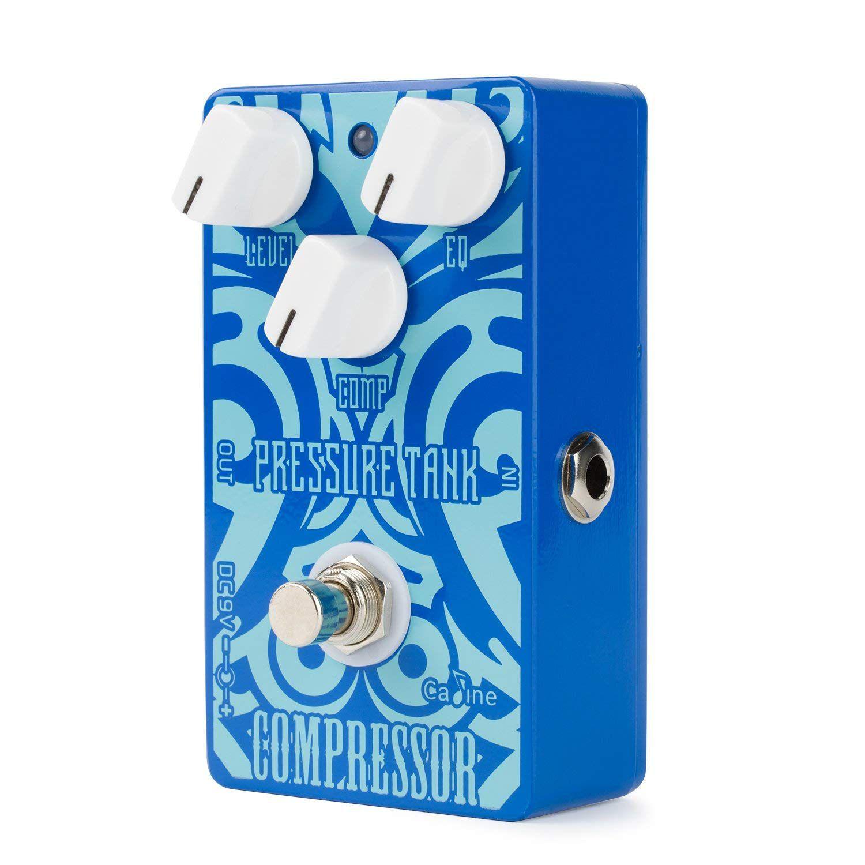 Pedal de Guitarra Caline Pressure Tank Compressor
