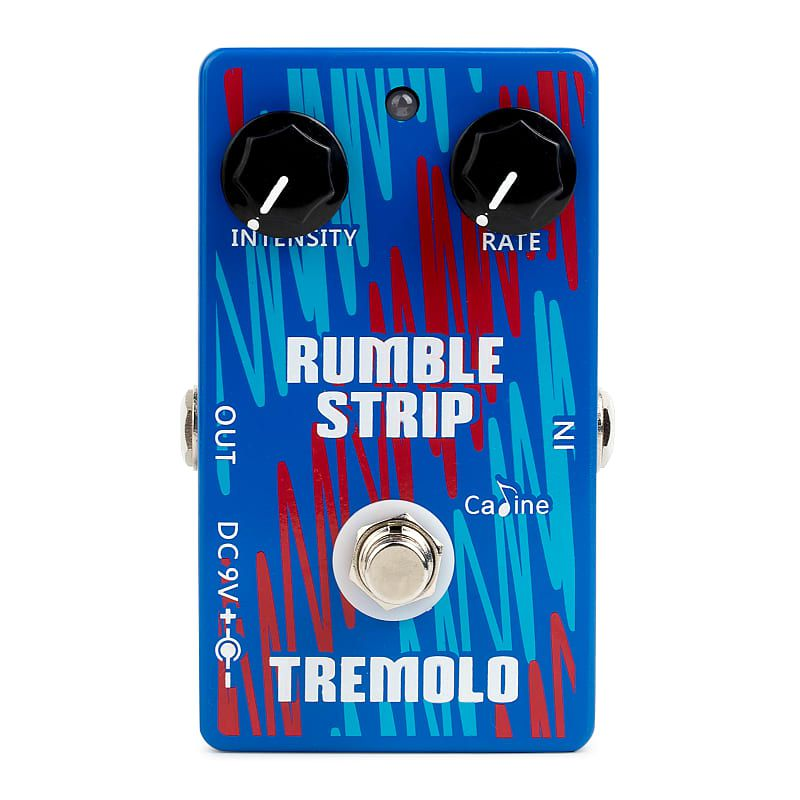Pedal de Guitarra Caline Rumble Strip Tremolo