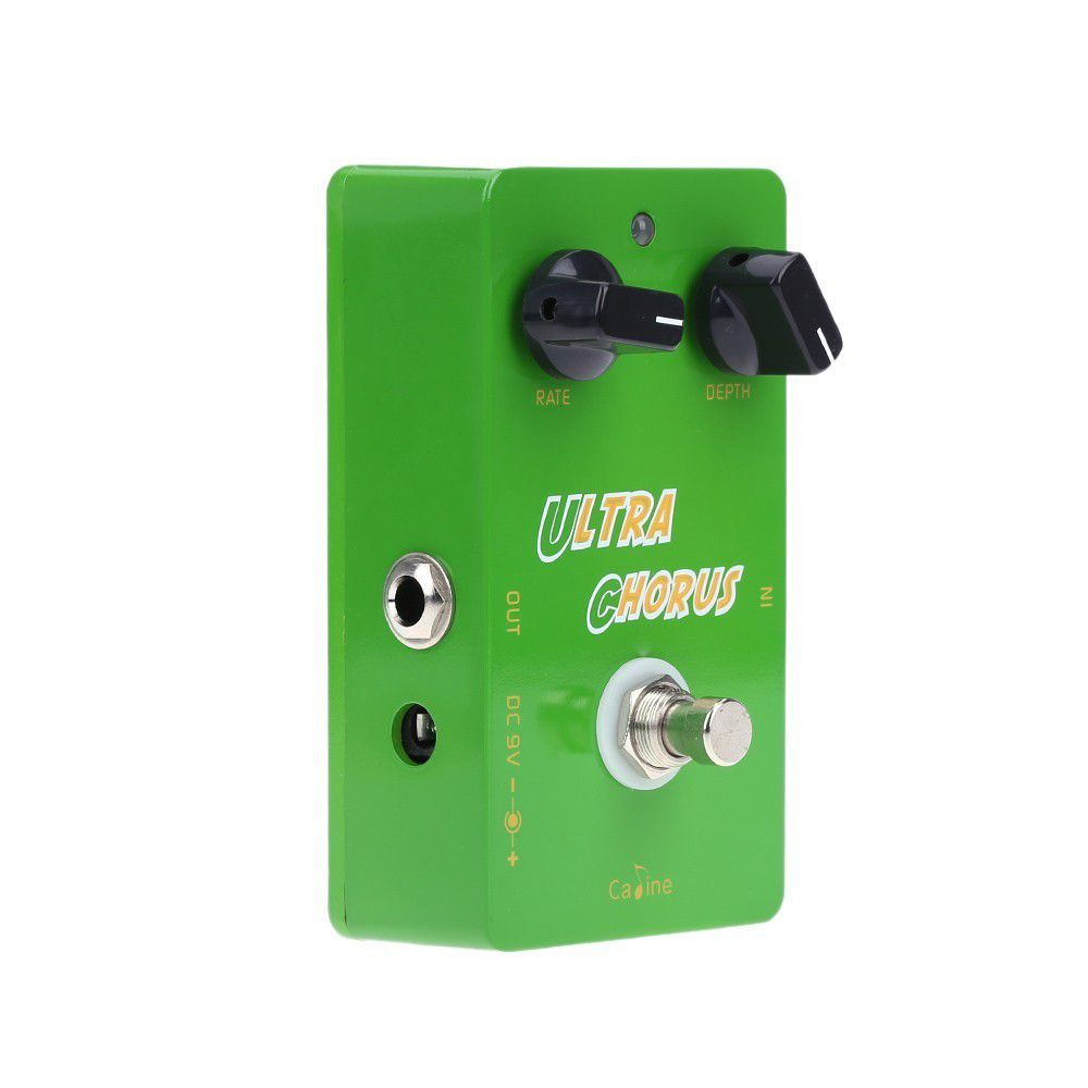 Pedal de Guitarra Caline Ultra Chorus