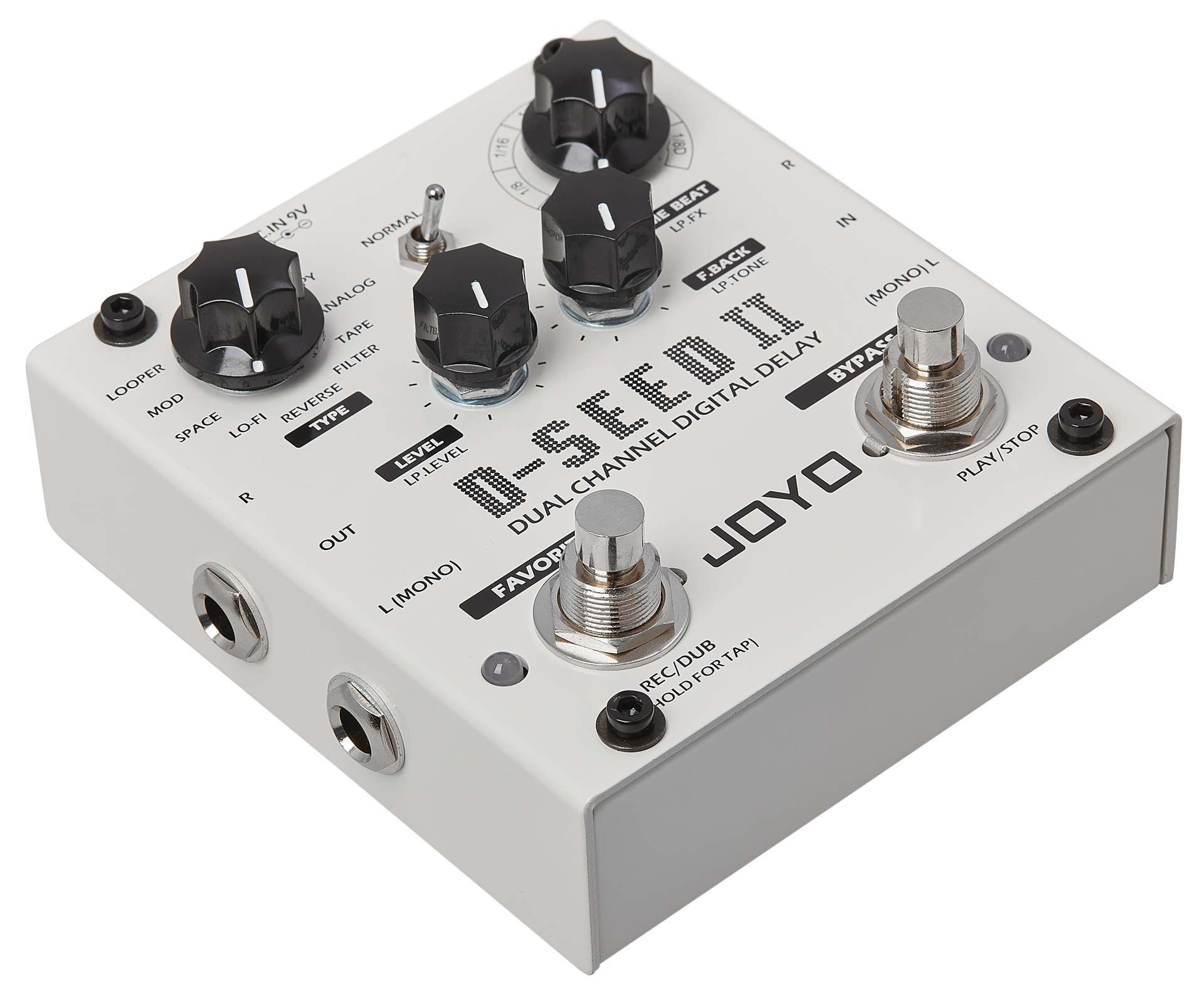 Pedal de Guitarra Joyo D-Seed II