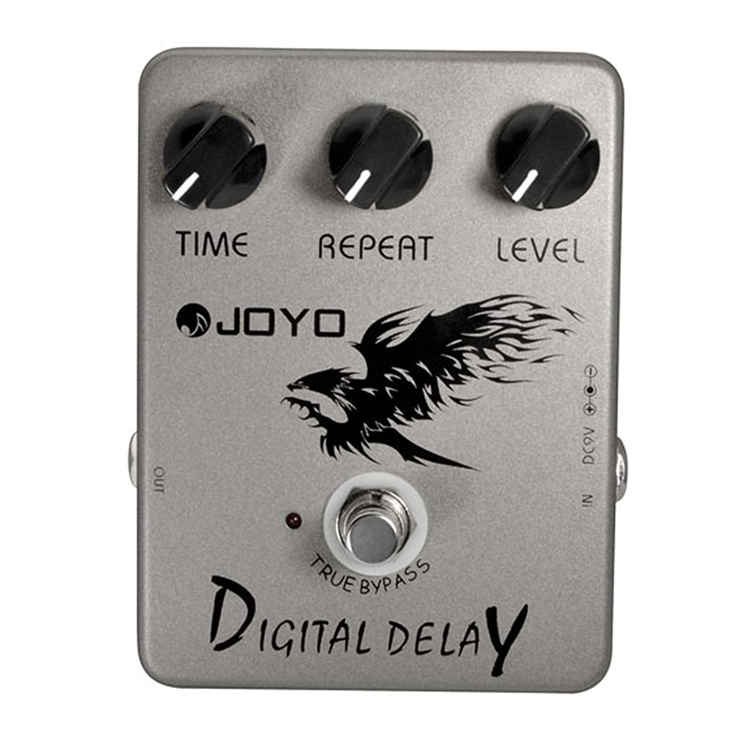 Pedal de Guitarra Joyo Digital Delay