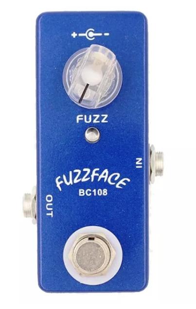 Pedal de Guitarra Mosky Fuzz Face