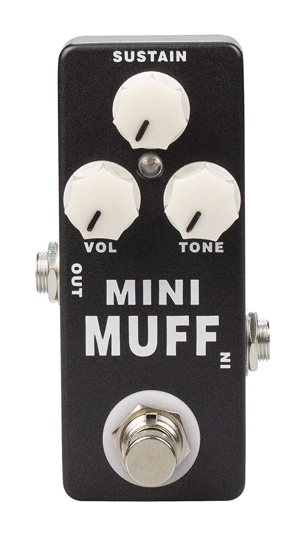 Pedal de Guitarra Mosky Mini Muff