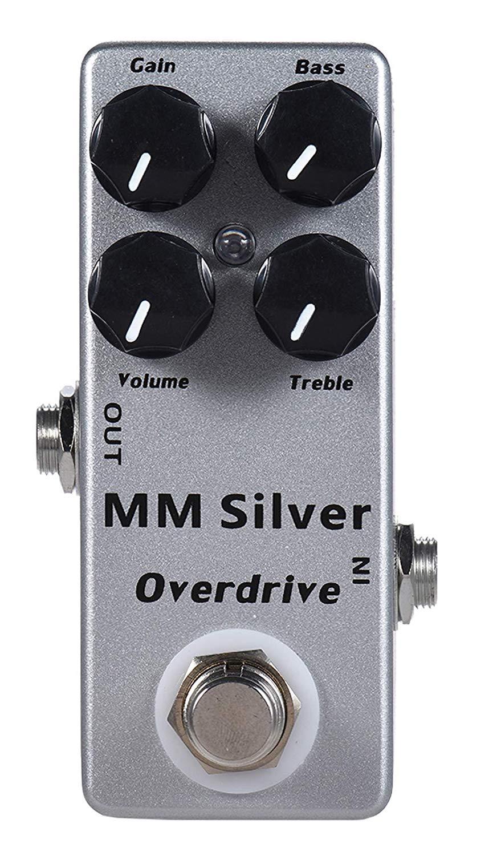 Pedal de Guitarra Mosky MM Overdrive