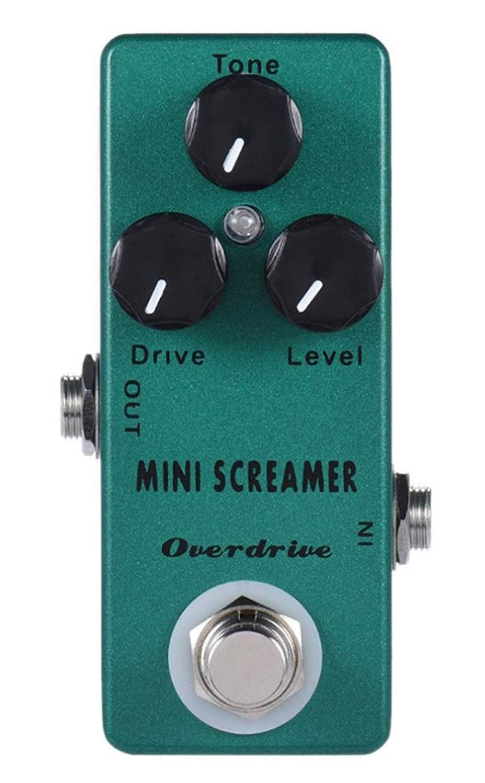 Pedal  de Guitarra Mosky Tube Screamer Overdrive