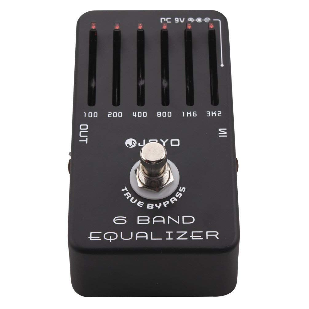 Pedal de Guitarra Joyo 6 BAND Equalizer