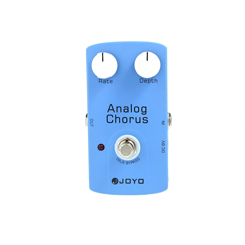 Pedal Digital Joyo Analog Chorus
