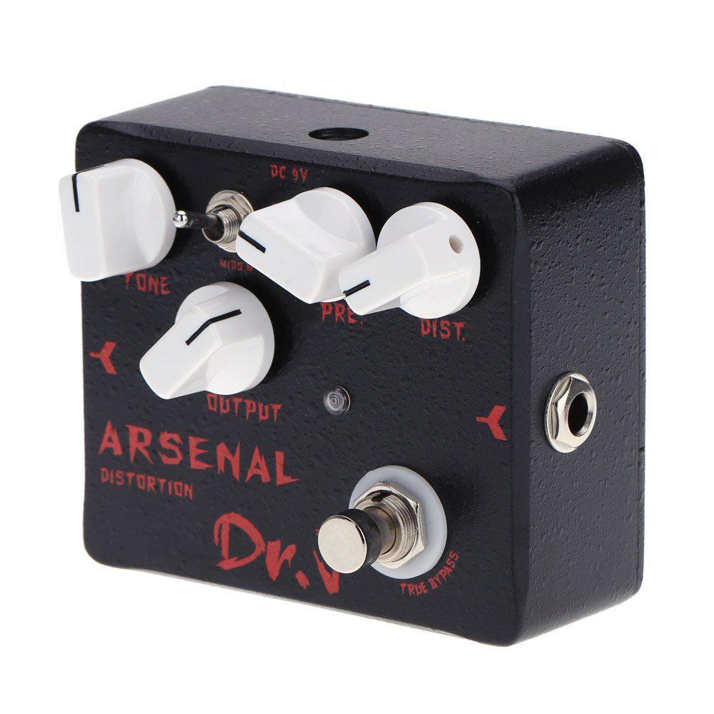 Pedal Digital Joyo Arsenal Distortion