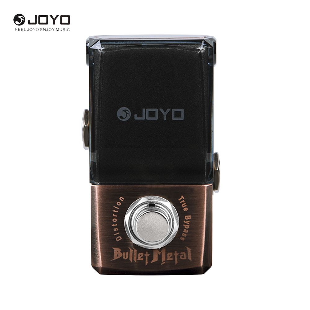 Pedal de Guitarra Joyo Bullet Metal Distortion