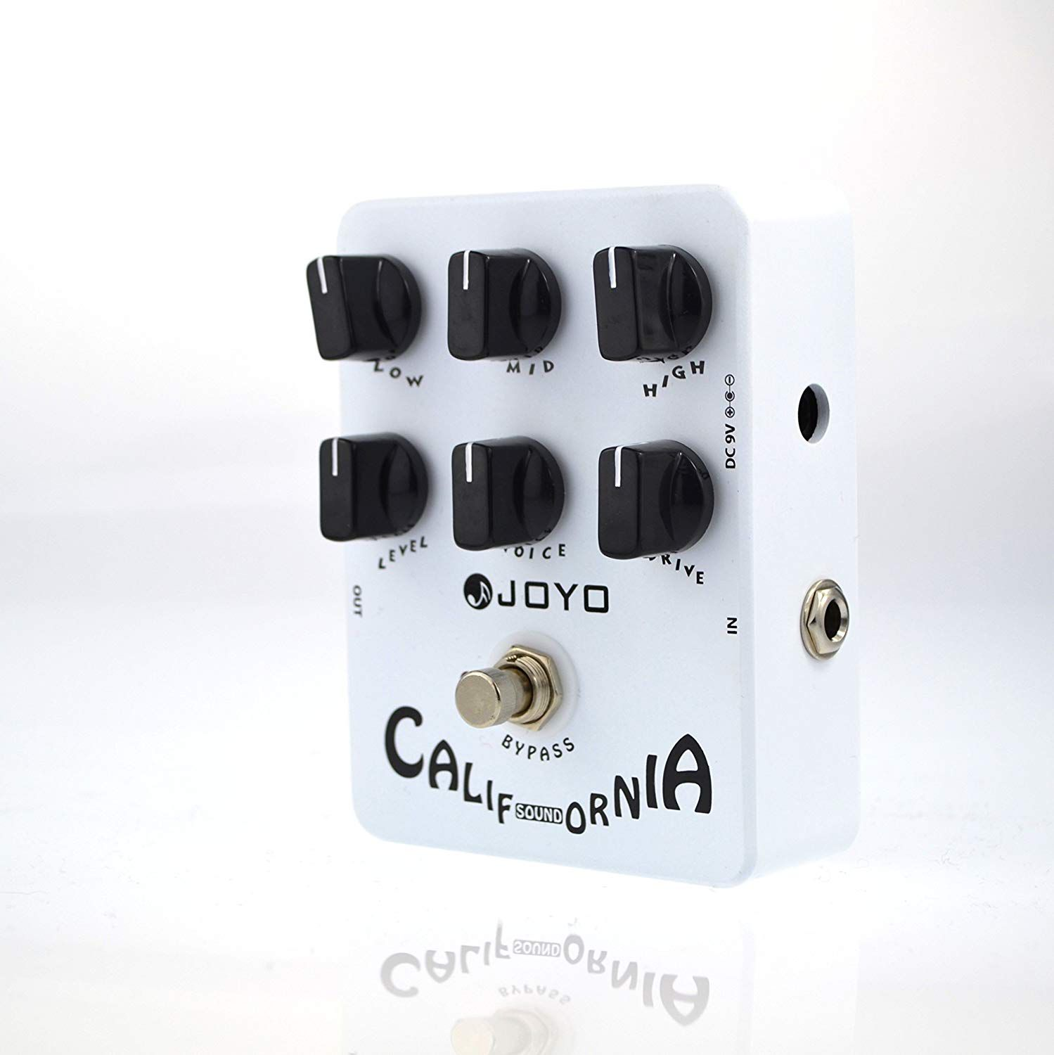 Pedal de Guitarra Joyo California