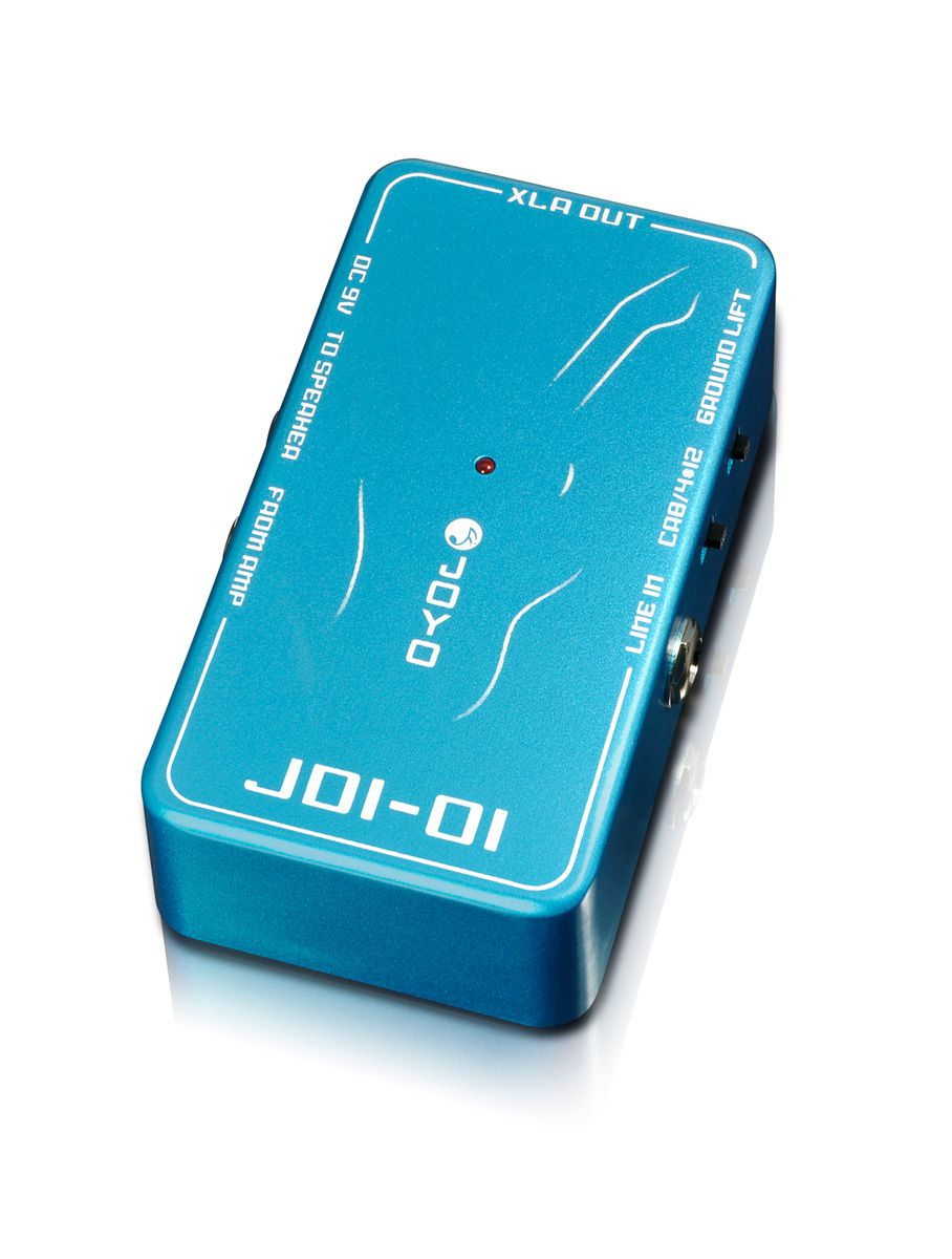 Pedal de Guitarra Joyo DI Box (Direct Box)