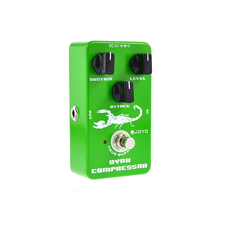 Pedal de Guitarra Joyo Dynamic Compressor