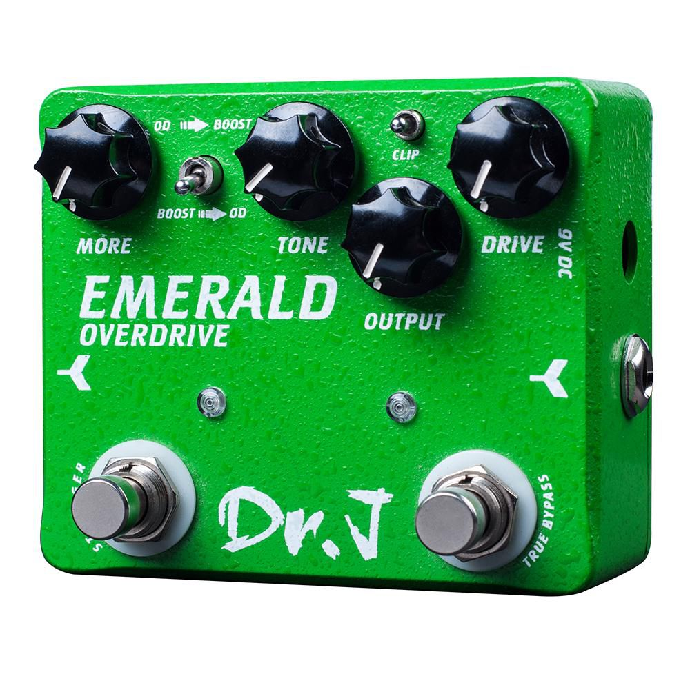 Pedal de Guitarra Joyo Emerald Overdrive
