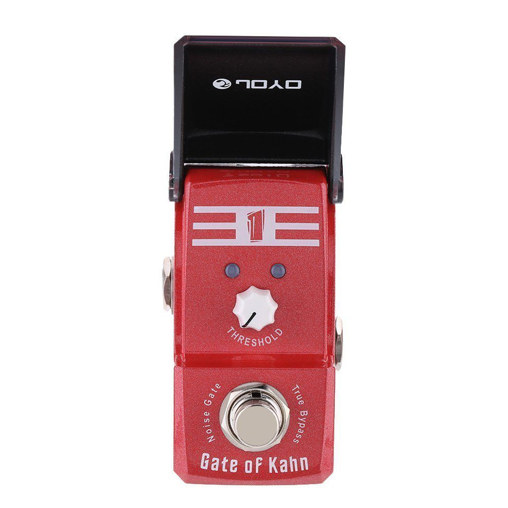 Pedal de Guitarra Joyo Gate of Kahn Noise Gate