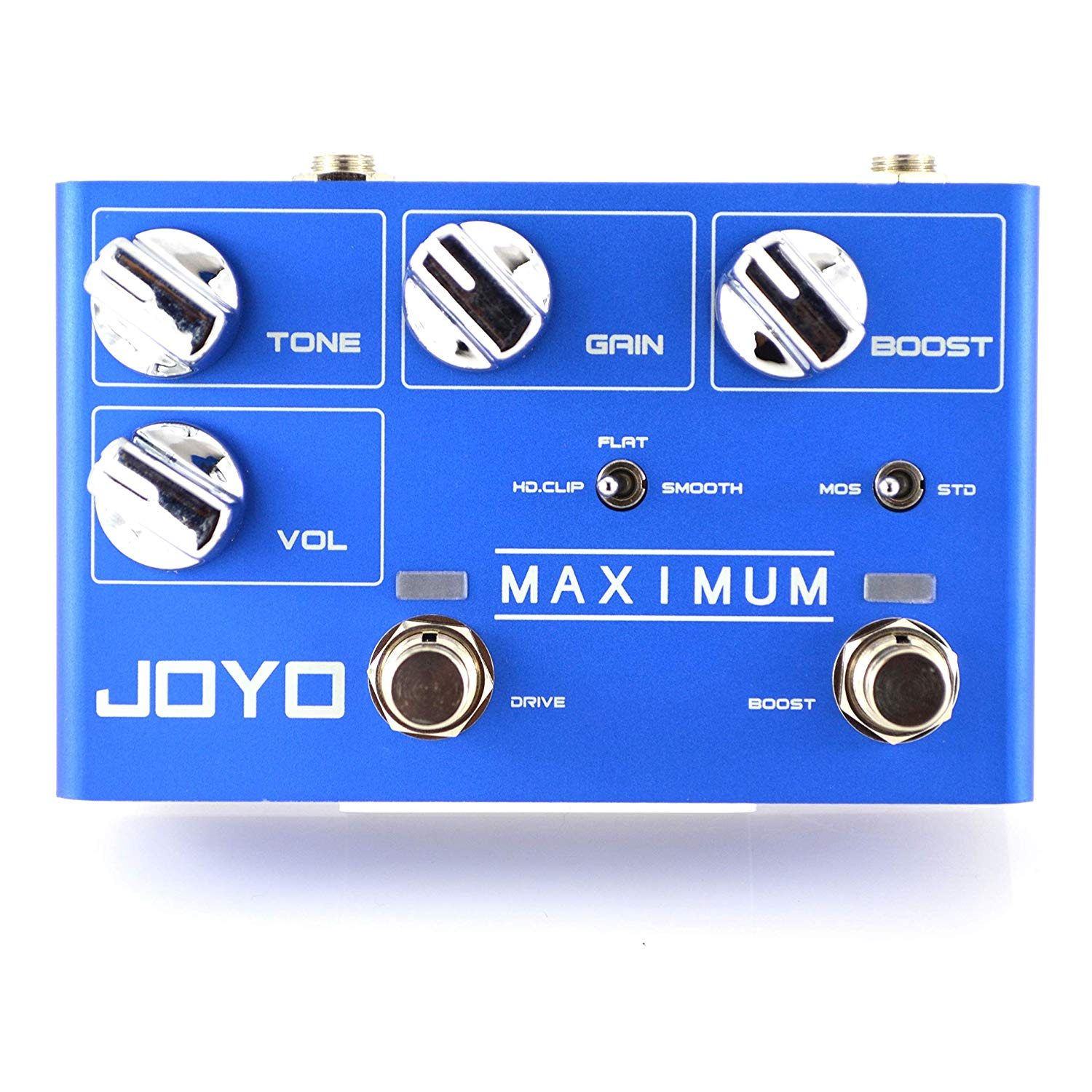 Pedal de Guitarra Joyo MAXIMUM Overdrive