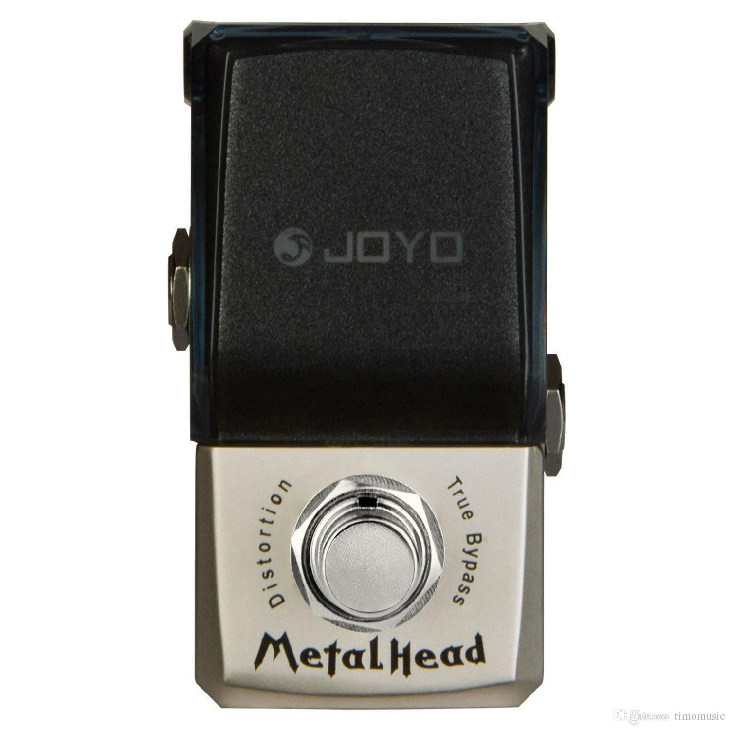 Pedal de Guitarra Joyo Metal Head Distortion