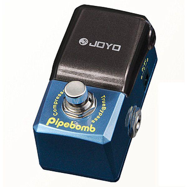Pedal de Guitarra Joyo Pipebomb Compressor