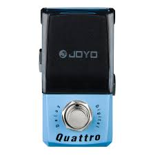 Pedal de Guitarra Joyo Quattro Delay