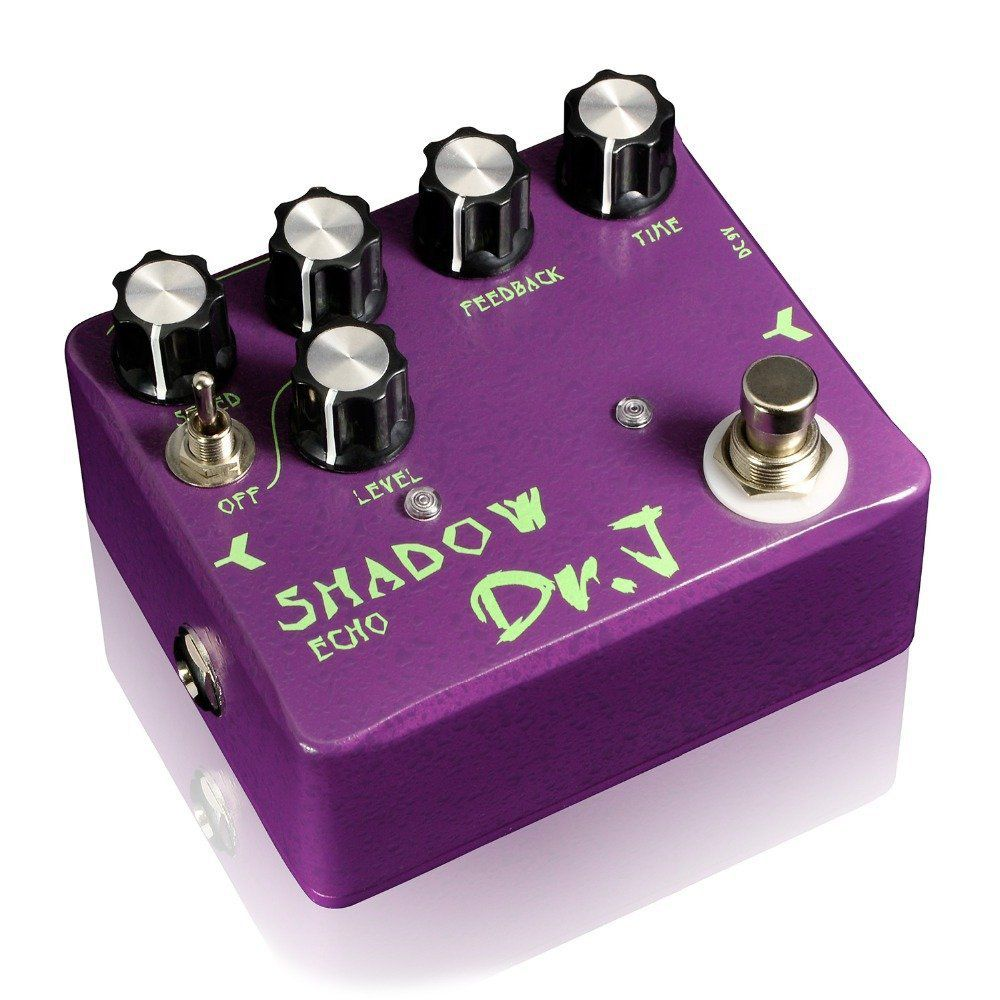 Pedal de Guitarra Joyo Shadow Echo Delay