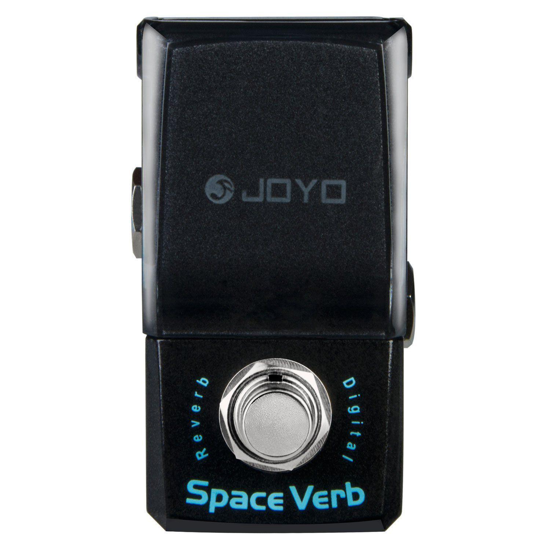 Pedal de Guitarra Joyo Space Reverb
