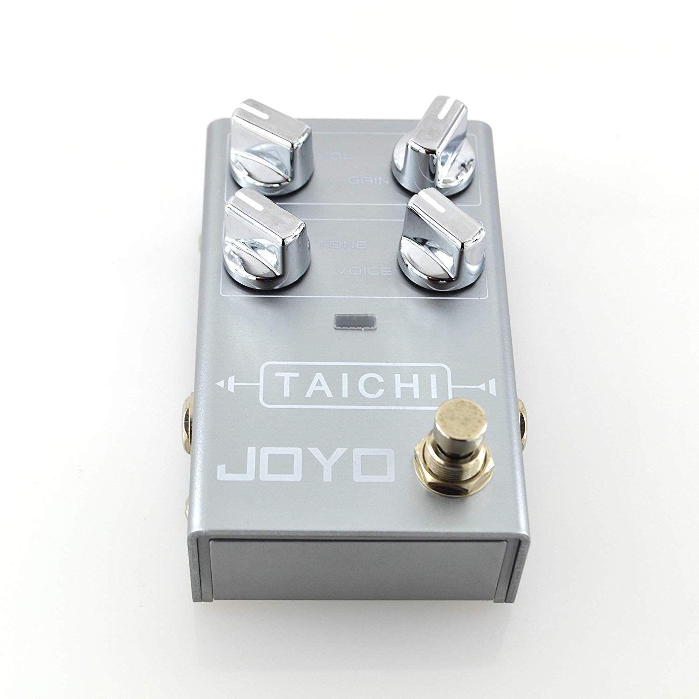 Pedal de Guitarra Joyo TAICHI Overdrive