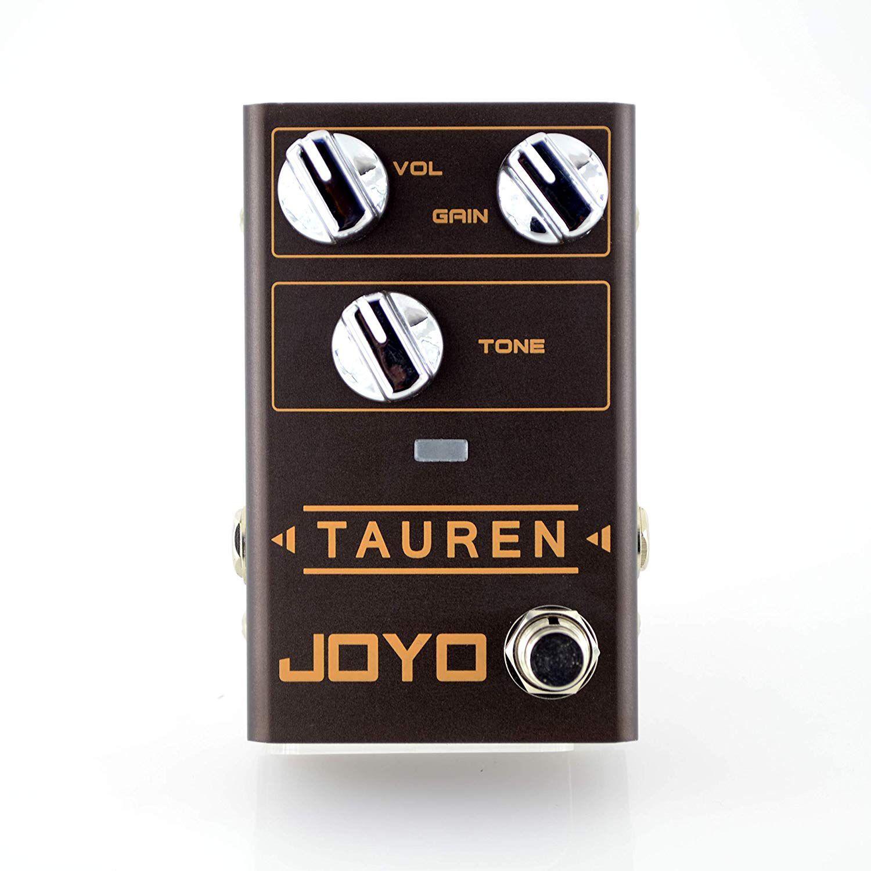 Pedal de Guitarra Joyo TAUREN Overdrive