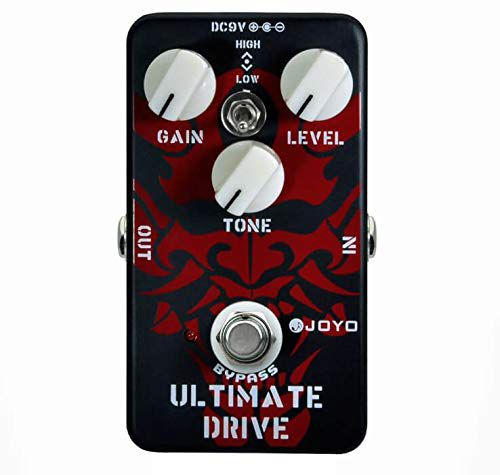 Pedal de Guitarra Joyo Ultimate Overdrive