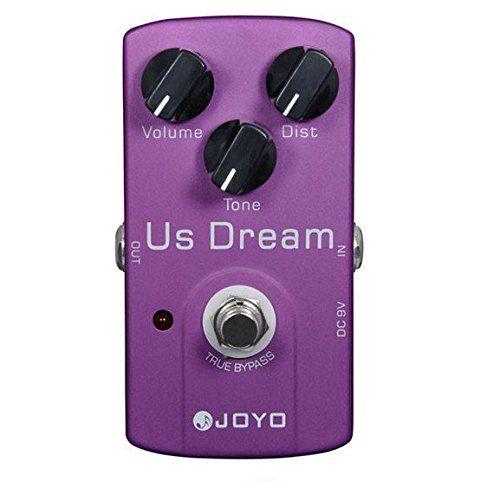 Pedal de Guitarra Joyo US Dream Overdrive