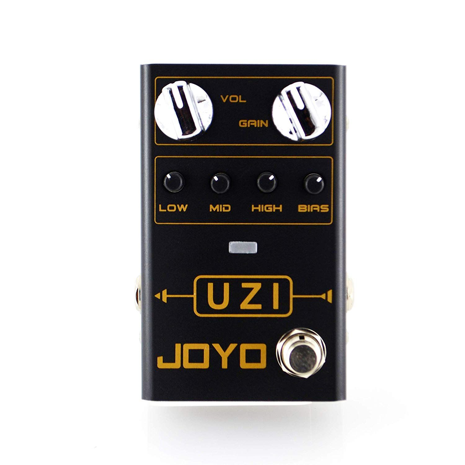 Pedal de Guitarra Joyo UZI Distortion
