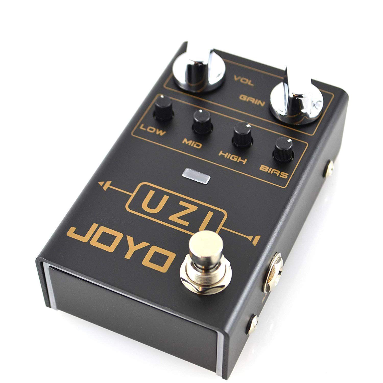 Pedal de Guitarra Joyo UZI Distortion