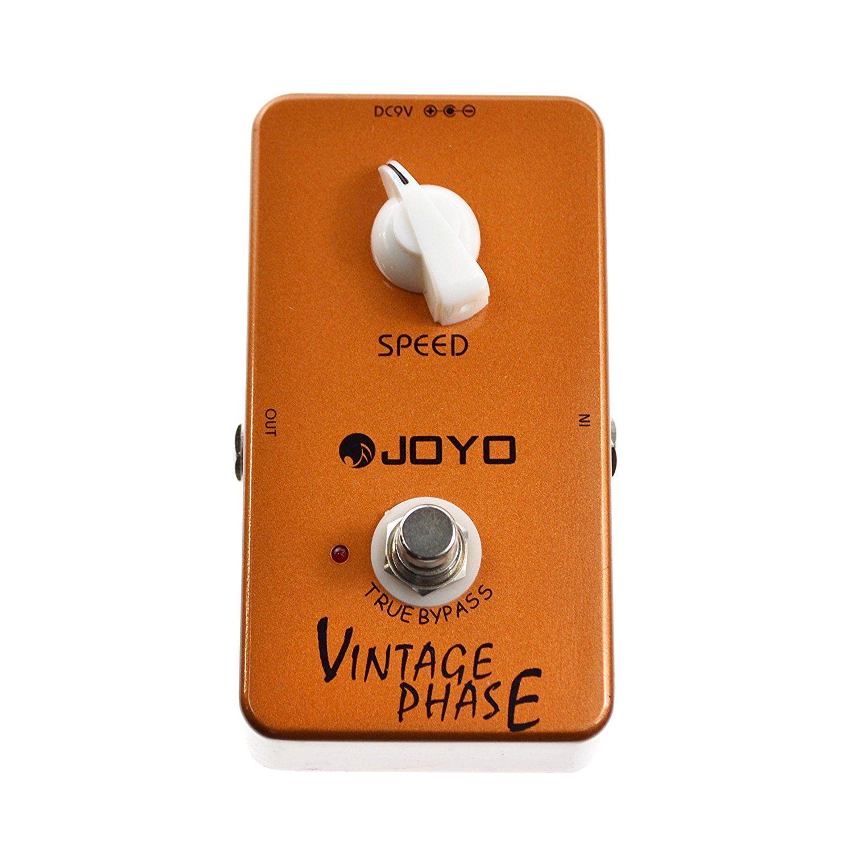 Pedal de Guitarra Joyo Vintage Phase