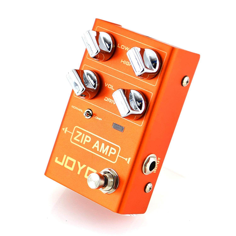Pedal de Guitarra Joyo ZIP AMP Overdrive