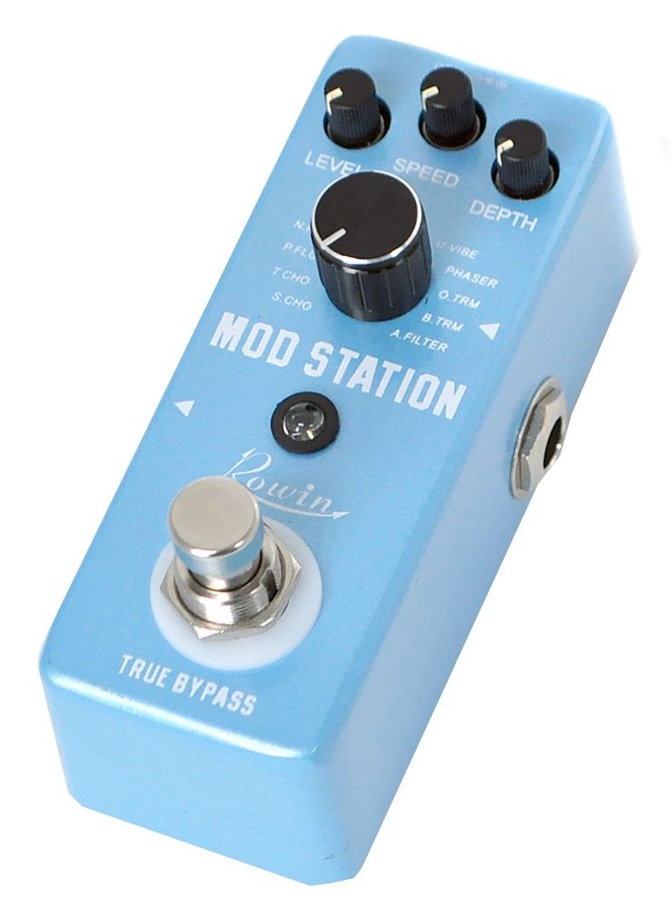 Pedal de Guitarra Rowin Mod Station