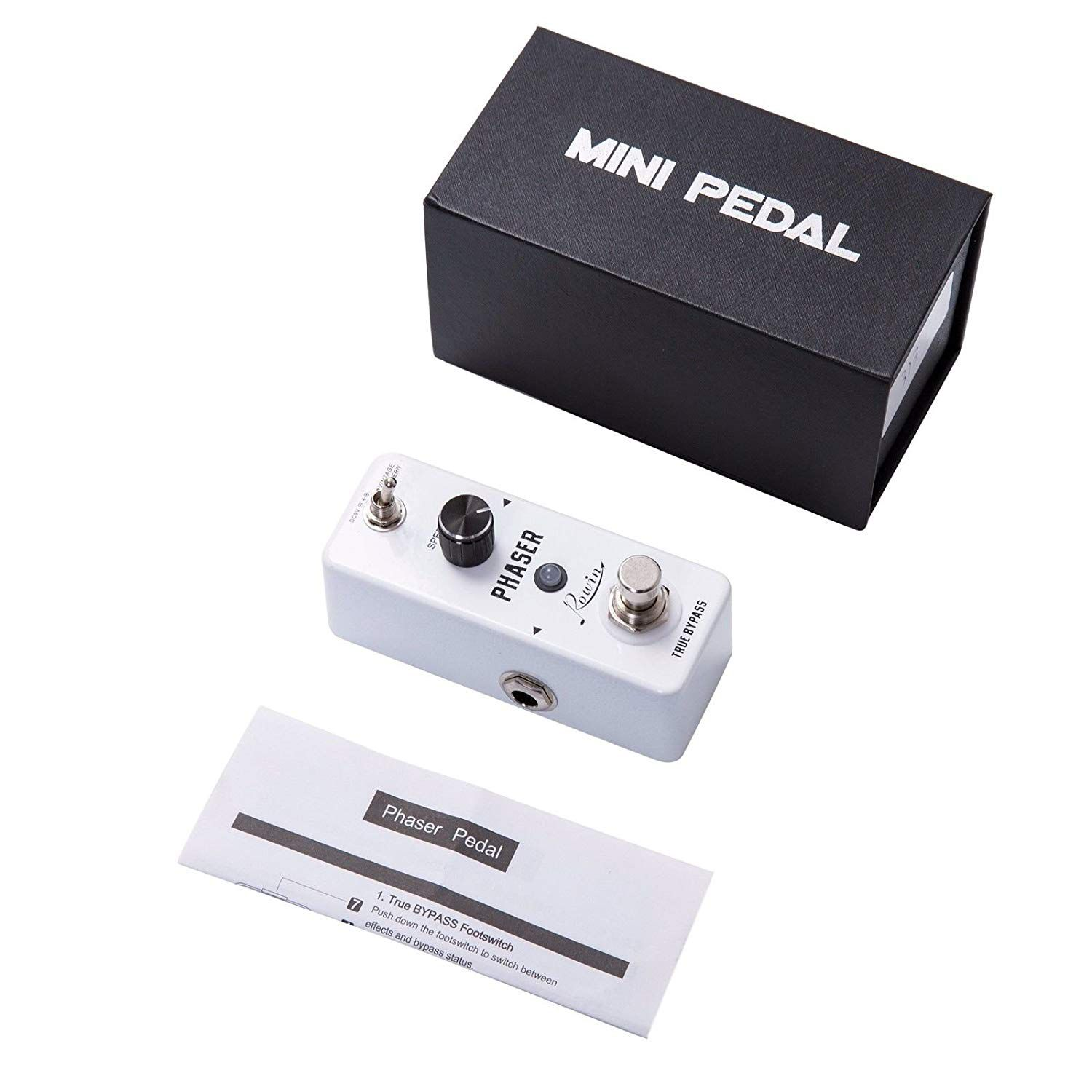 Pedal Digital Rowin Phaser