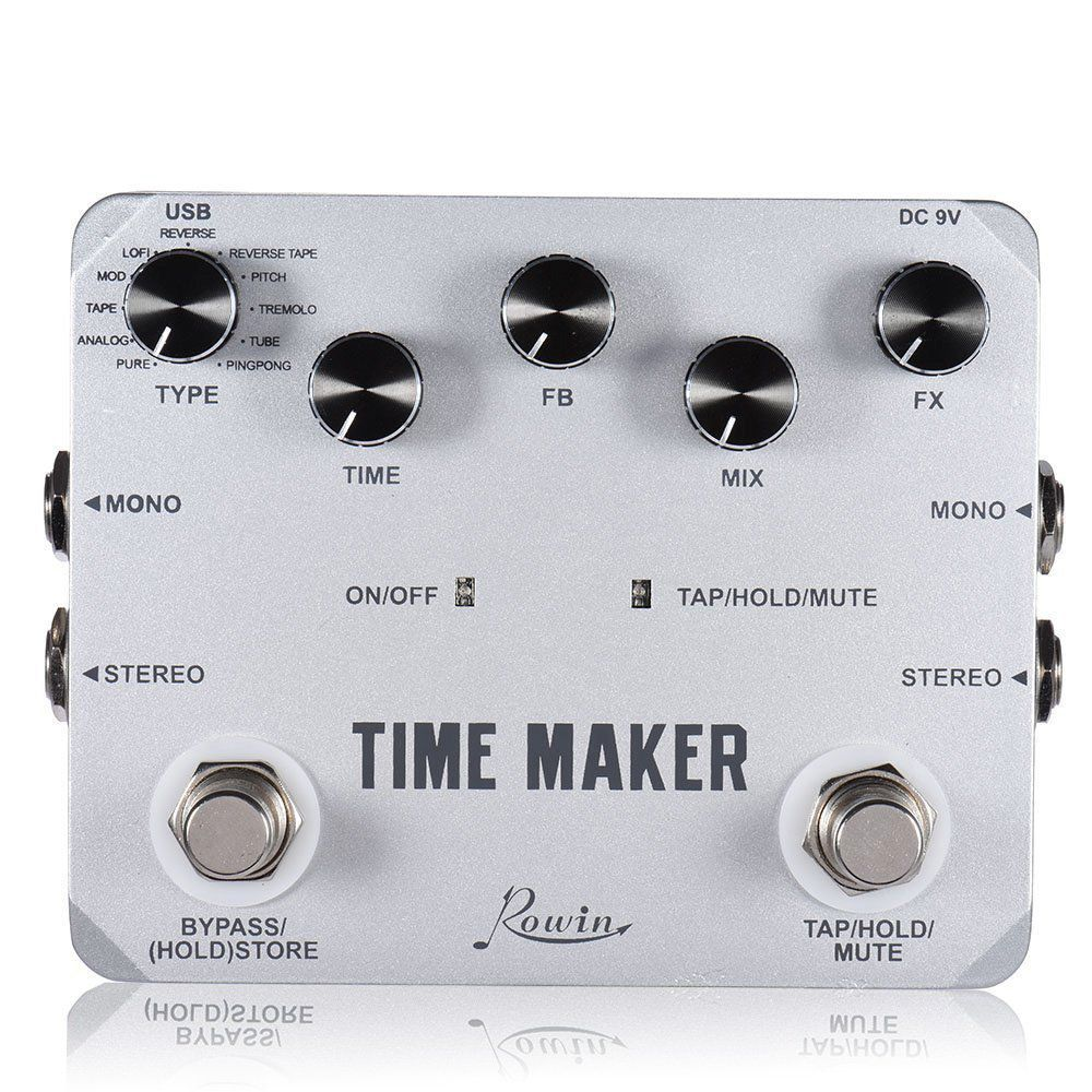 Pedal Digital Rowin Time Maker