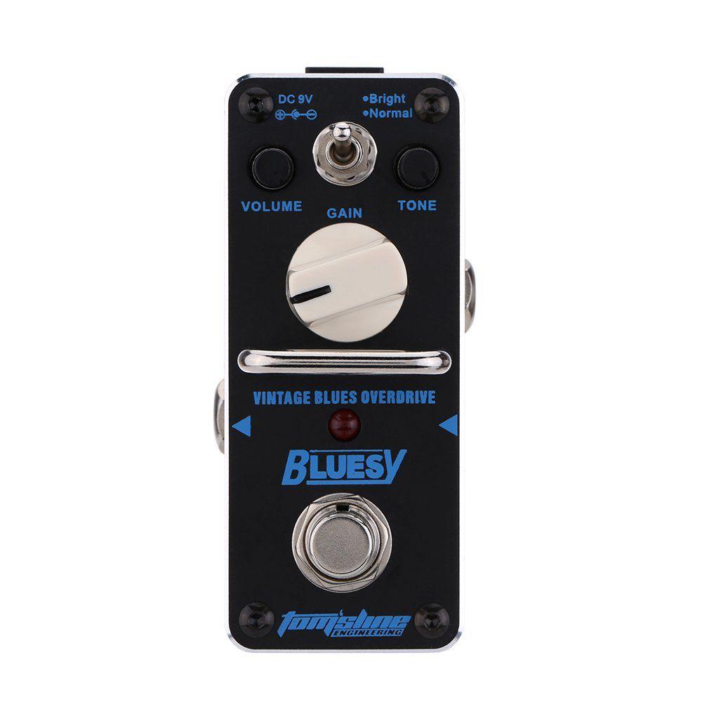 Pedal de Guitarra Tom´s line Bluesy