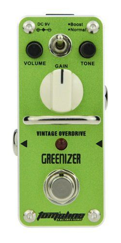 Pedal de Guitarra Tom´s line Greenizer