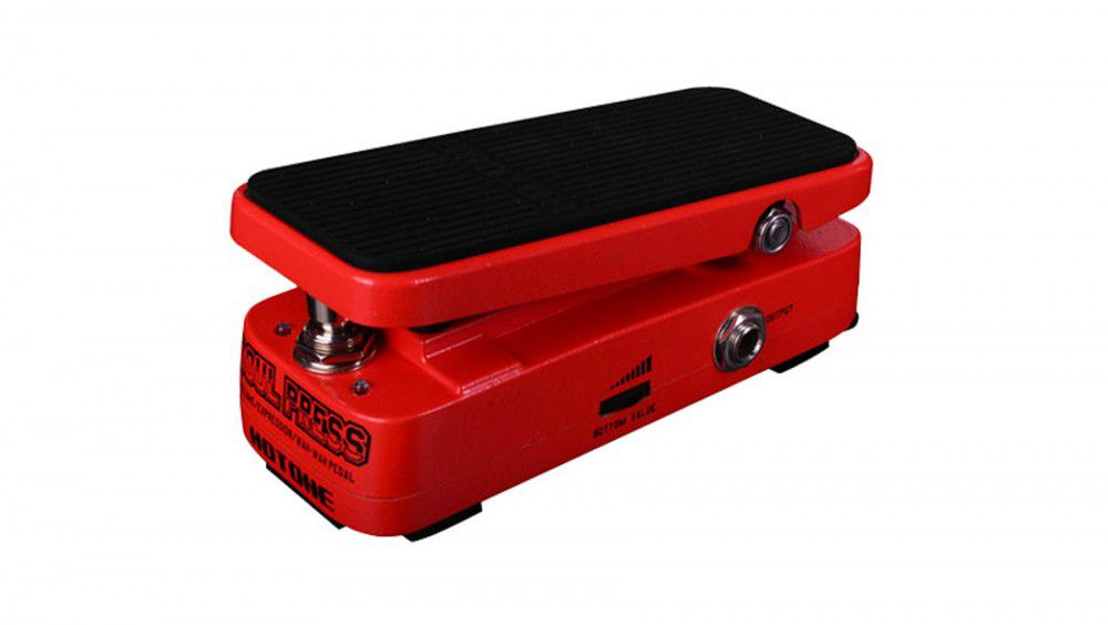 Pedal de Guitarra Hotone Soul Press Wah Wah