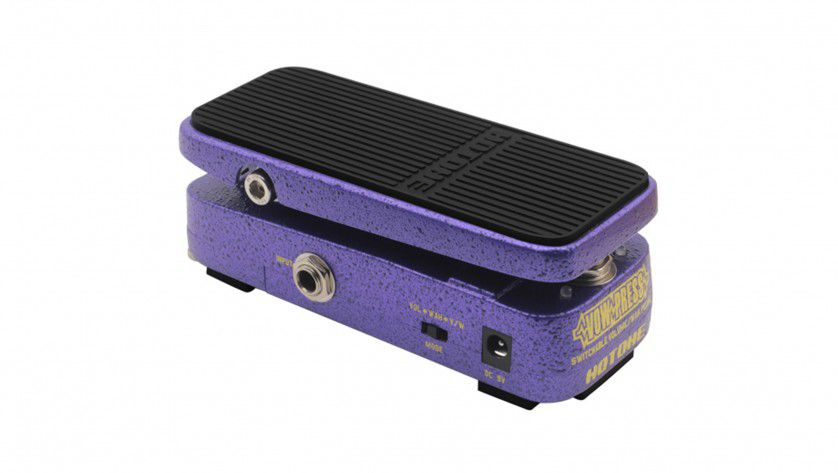 Pedal de Volume para Guitarra Hotone Vow Press