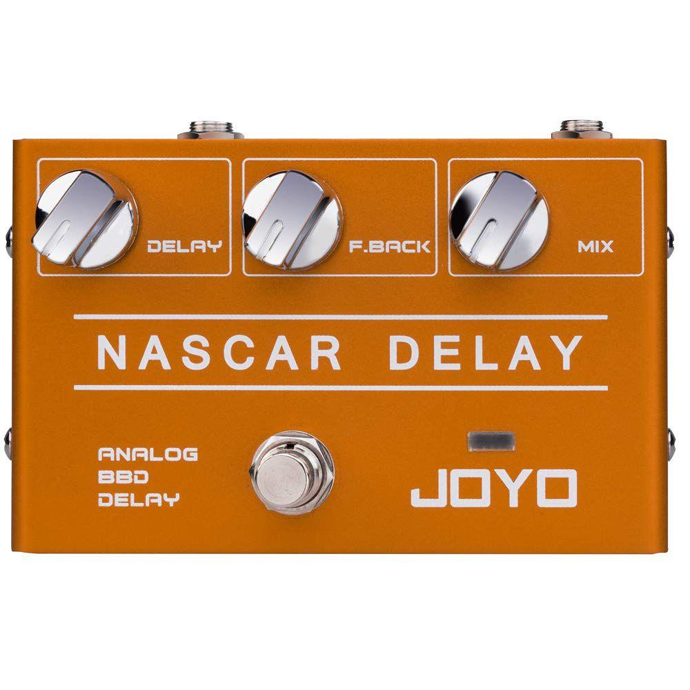 Pedal de Guitarra Joyo Nascar Delay