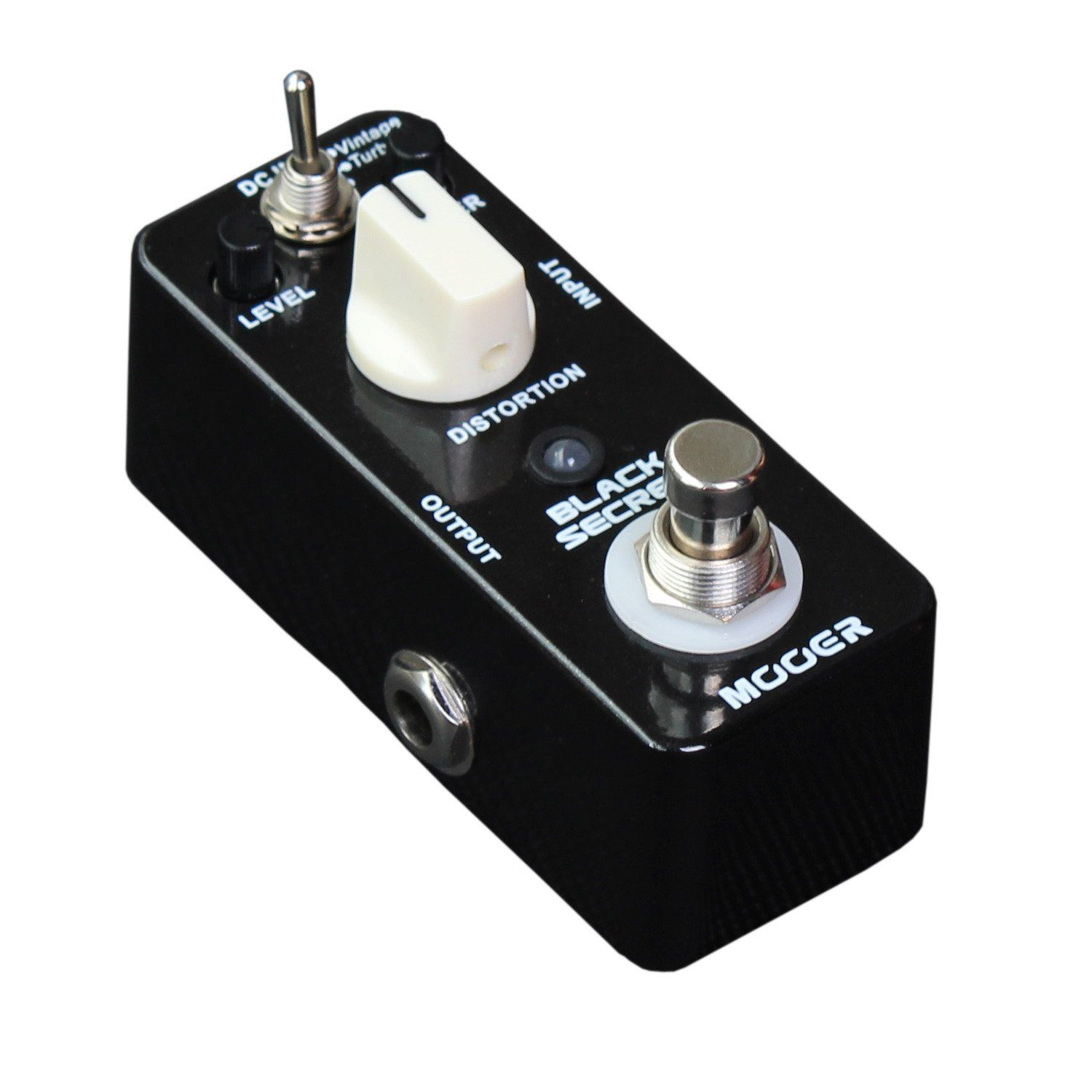 Pedal de Guitarra Mooer Black Secret Distortion