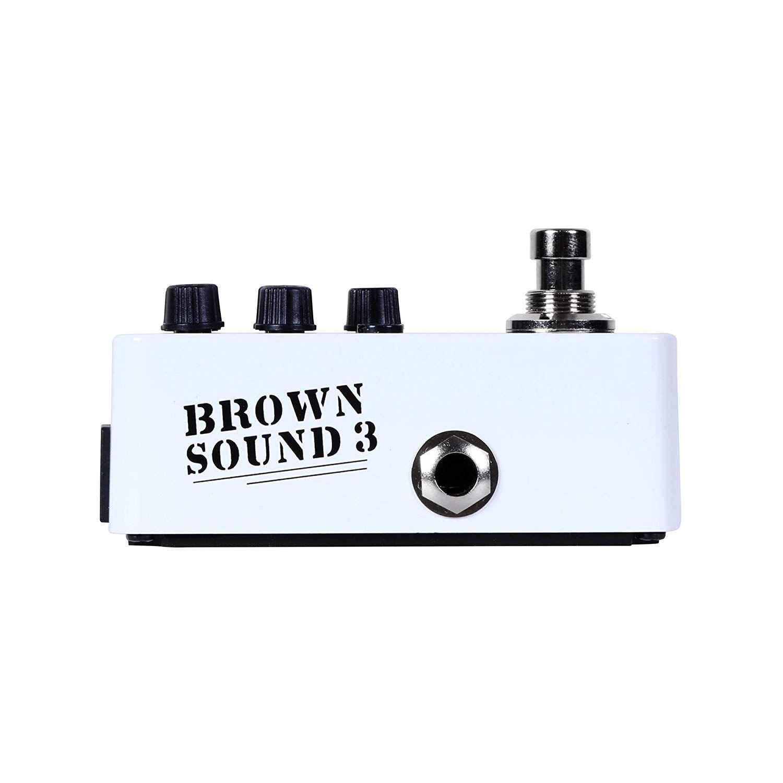 Pedal de Guitarra Mooer Brown Sound 3 M005