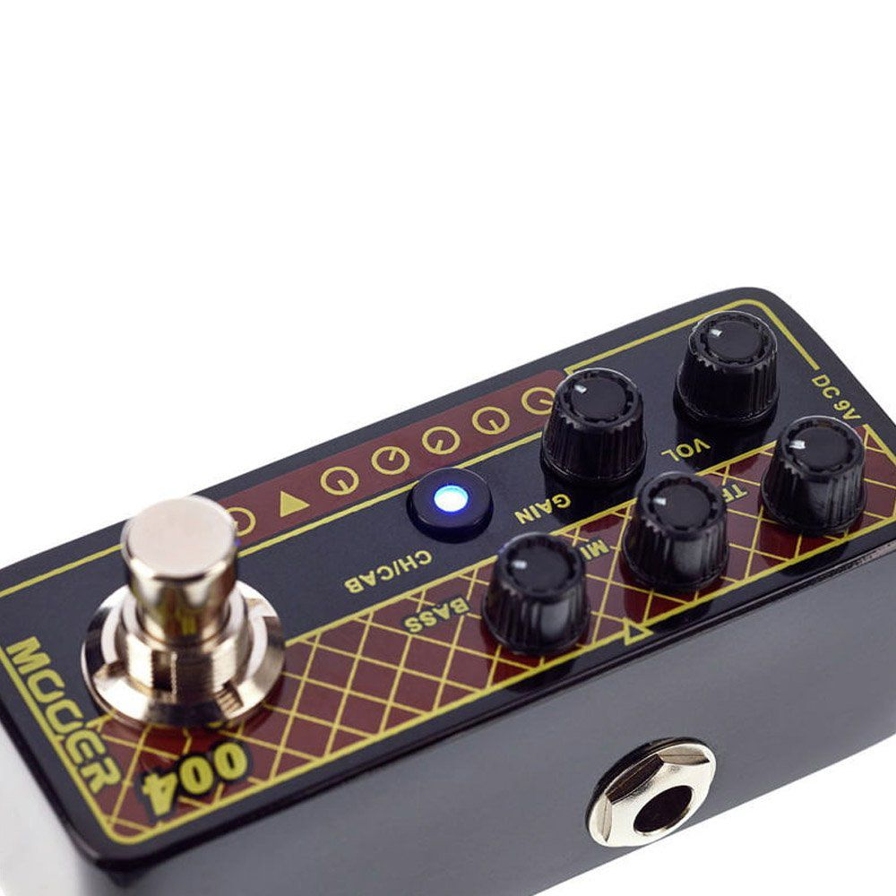 Pedal de Guitarra Mooer Day Tripper M004