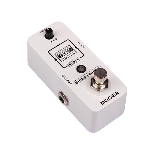 Pedal Mooer Digital Micro Looper