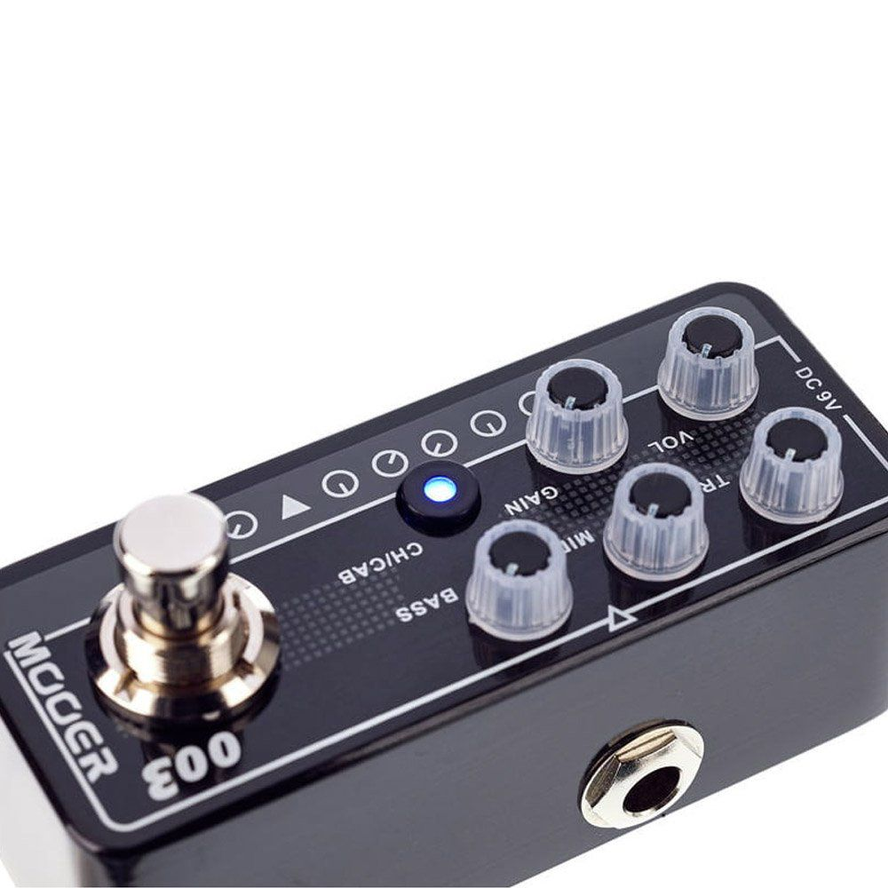Pedal de Guitarra Mooer Power-zone M003