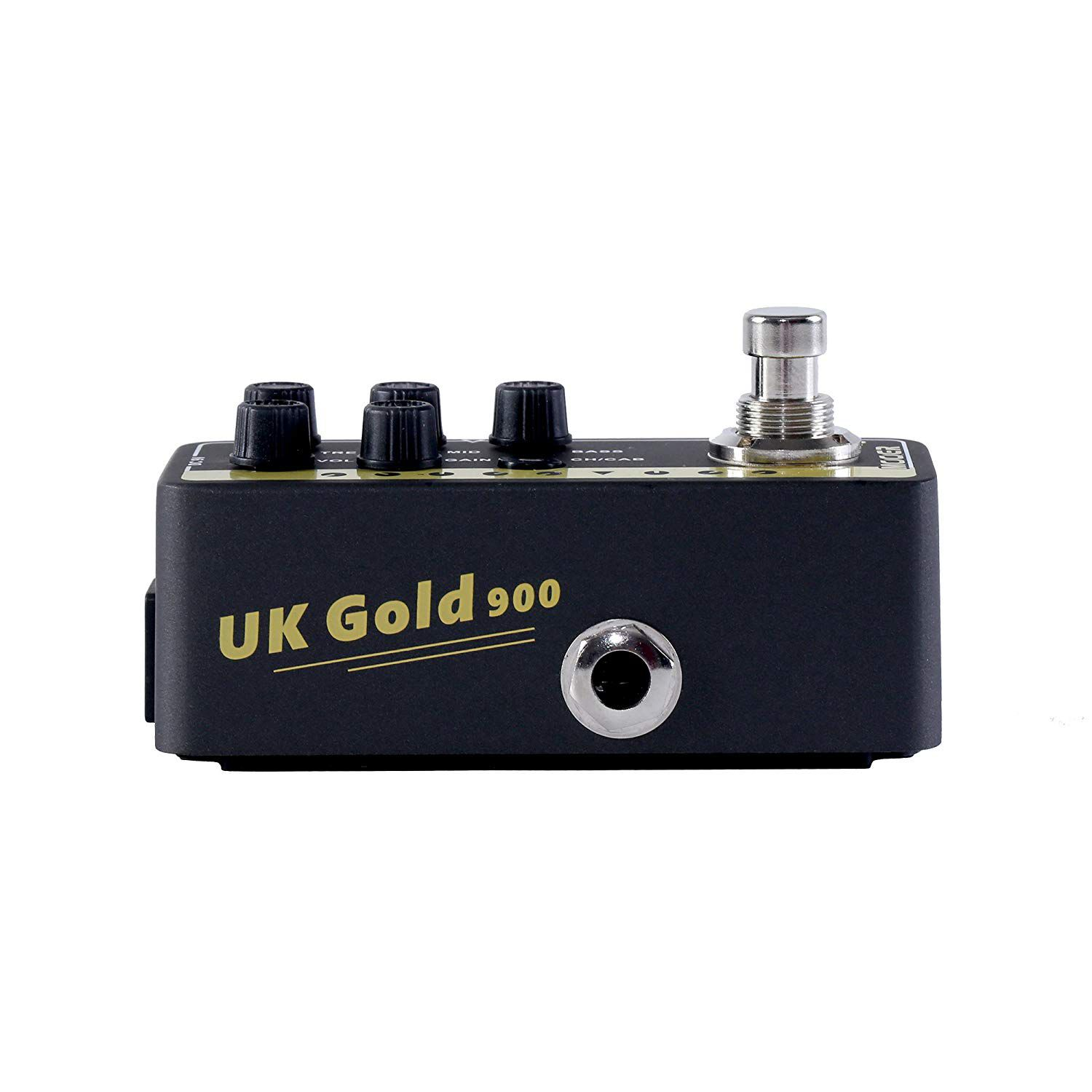 Pedal de Guitarra Mooer UK Gold 900 M002